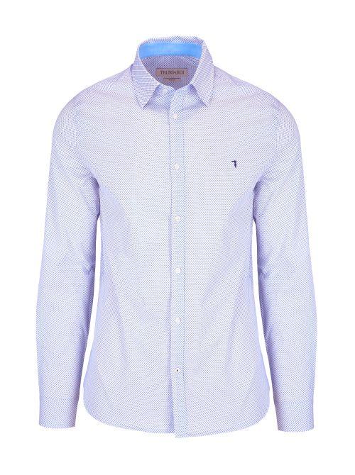 Trussardi - Muška košulja - 52C00210-1T002235-W001 52C00210-1T002235-W001