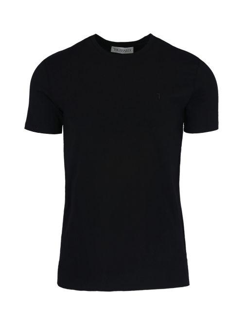 Trussardi - Pamučna majica - 52T00499-1T003614-K299 52T00499-1T003614-K299