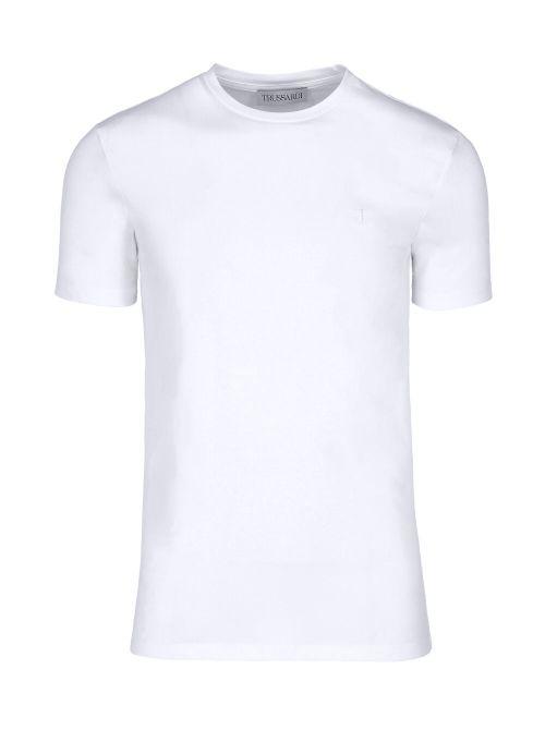Trussardi - Pamučna majica - 52T00499-1T003614-W001 52T00499-1T003614-W001