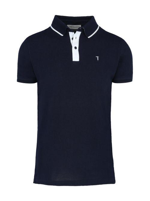 Trussardi - Polo majica - 52T00505-1T003600-U290 52T00505-1T003600-U290