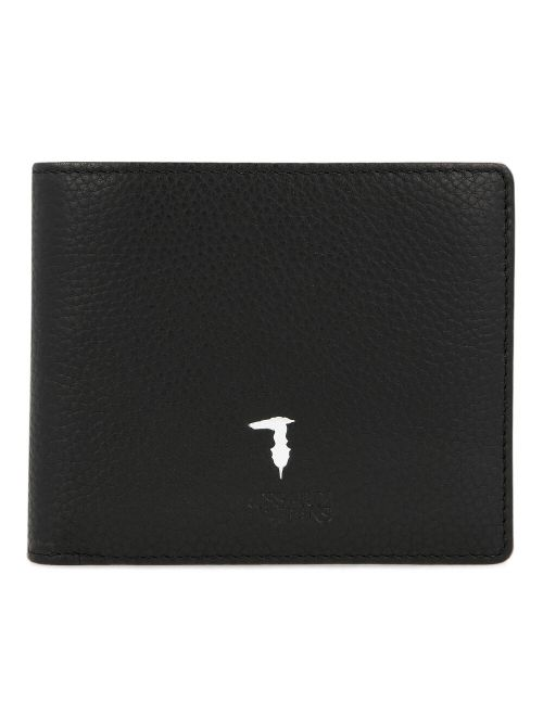 Trussardi - Kožni novčanik - 71W00004-2P000185-K299 71W00004-2P000185-K299