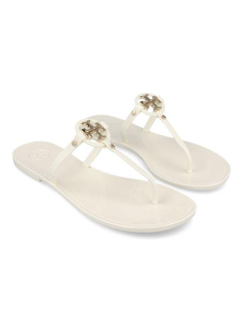 Tory Burch - Mini Miller kožne ravne sandale - 9296-104 9296-104