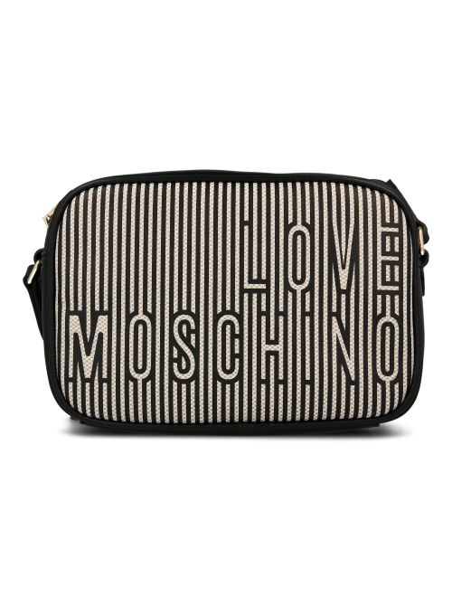 Love Moschino - Pletena torbica na rame - JC4232PP0CKE100A JC4232PP0CKE100A