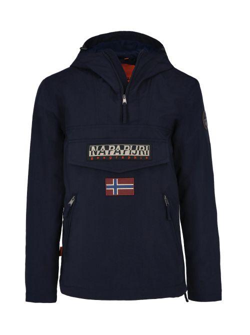 Napapijri - Pop over jakna za kišu - NP0A4FDM1761 NP0A4FDM1761