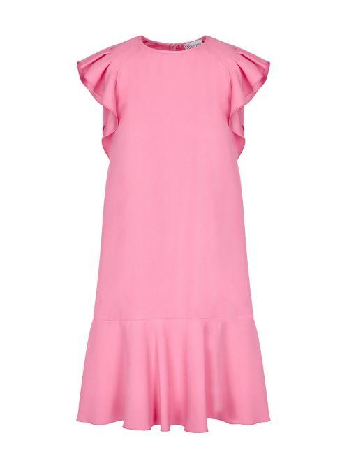 Red Valentino - Mini haljina sa karnerima - VR0VAAD50F1-38V VR0VAAD50F1-38V